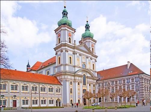 Waldsassen.jpg, Kloster Waldsassen
