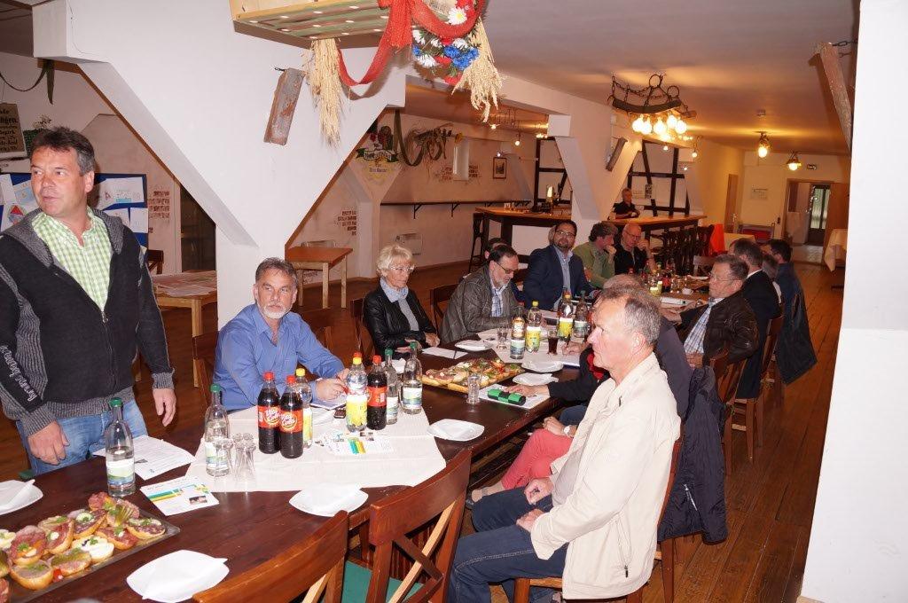 Regionalkonferenz 27.05.2015 (RAG Unstrut - Hainich)