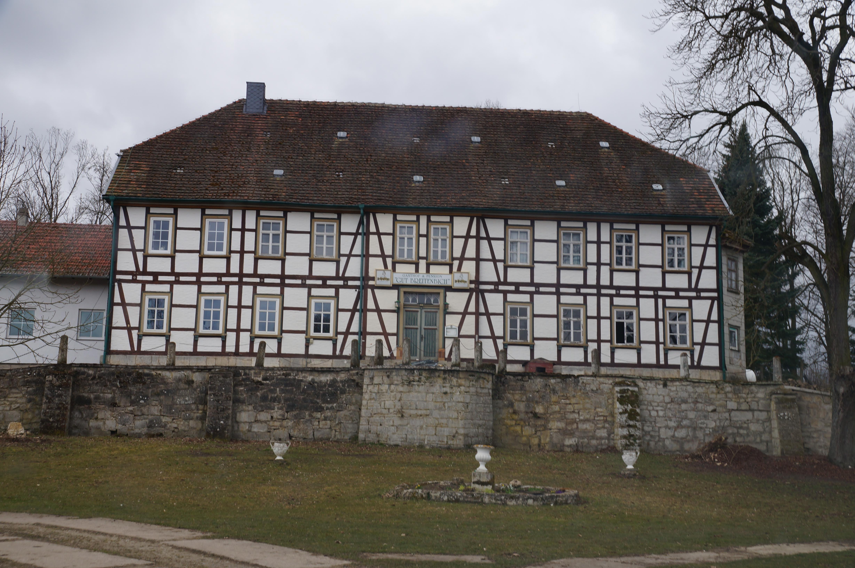Herrenhaus vorher