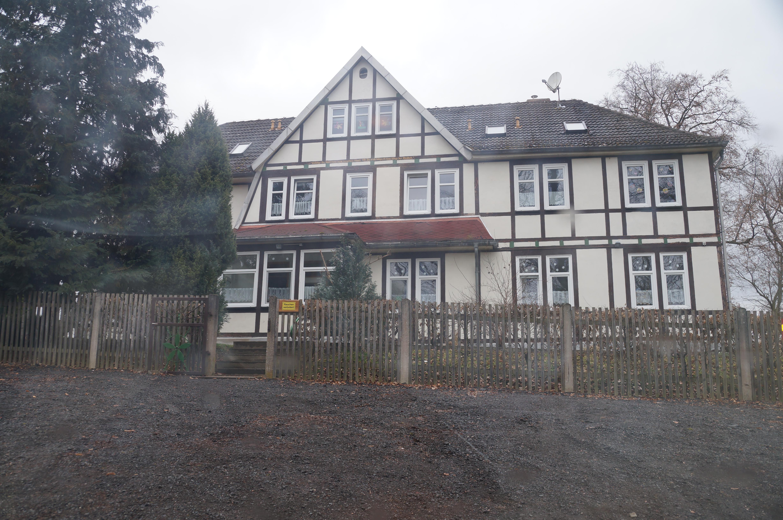 Dach Kinderheim vorher