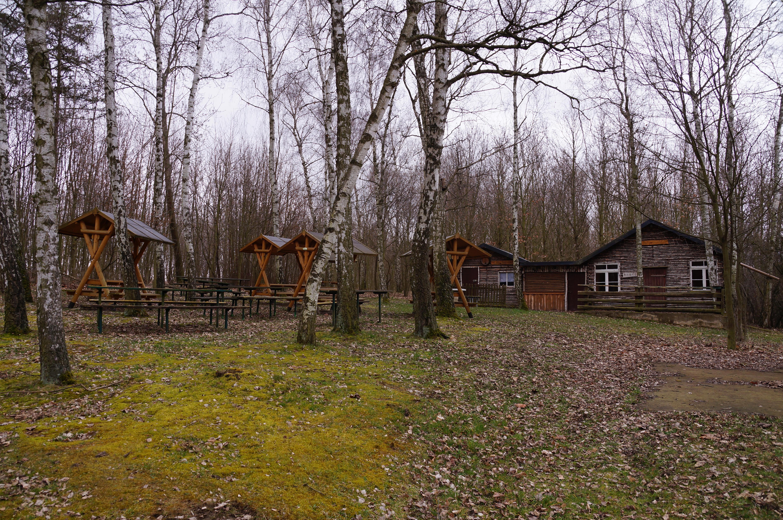 Waldschänken Galgenberg vorher