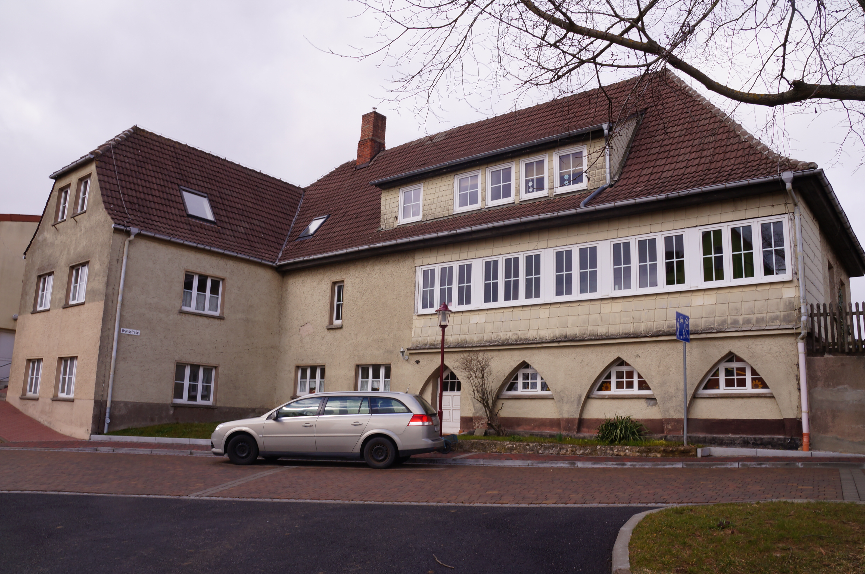 Gemeindehaus Struth vorher