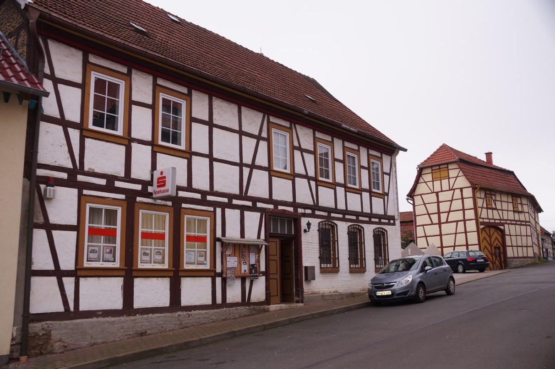 ehemalige Poststelle Kirchheilingen