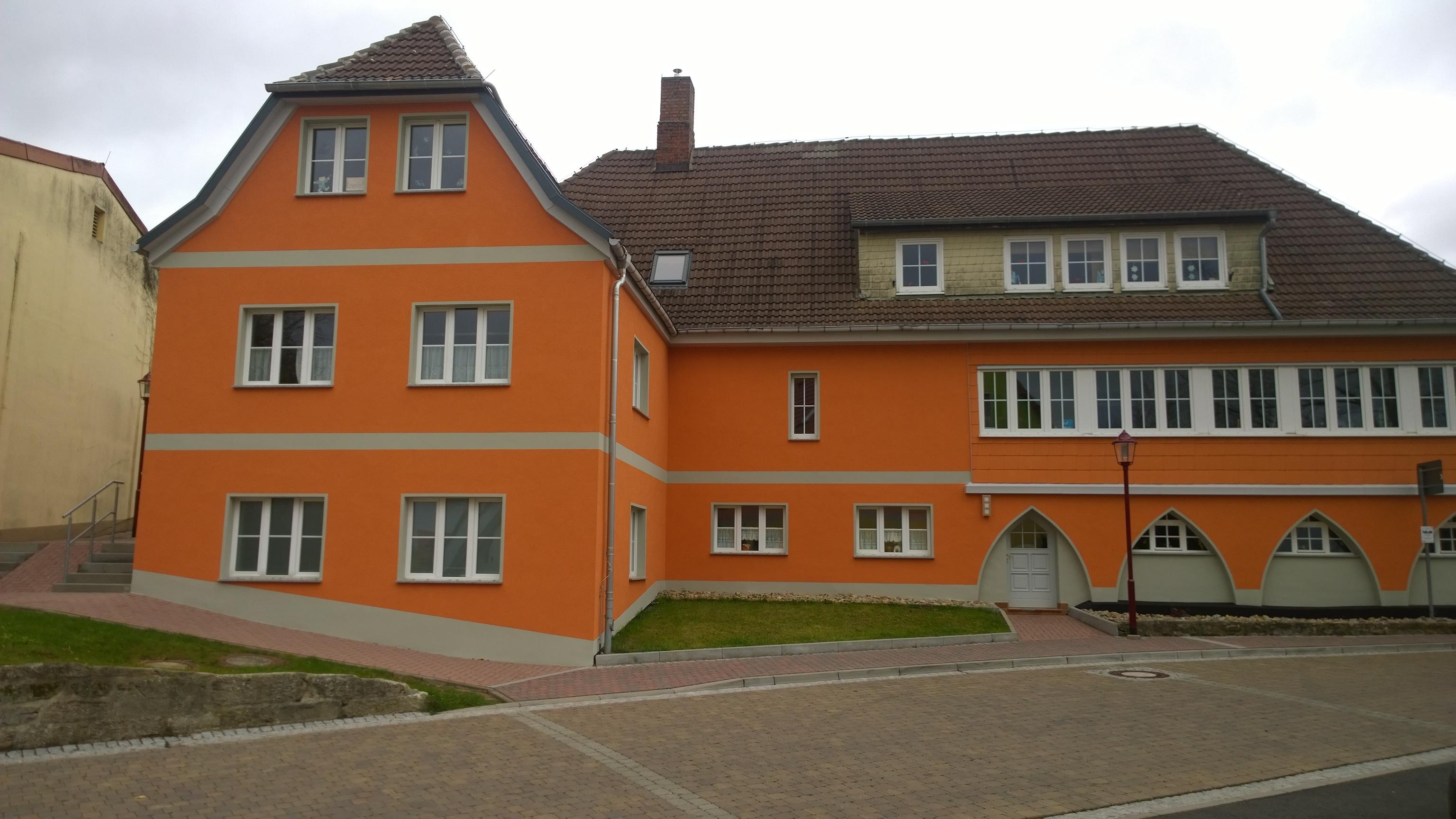 Gemeindehaus Struth nachher