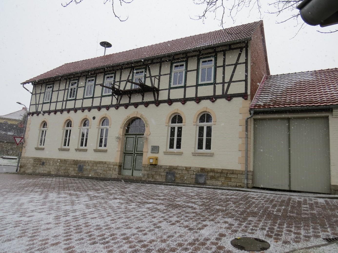 Dorfgemeinschaftshaus Hornsömmern
