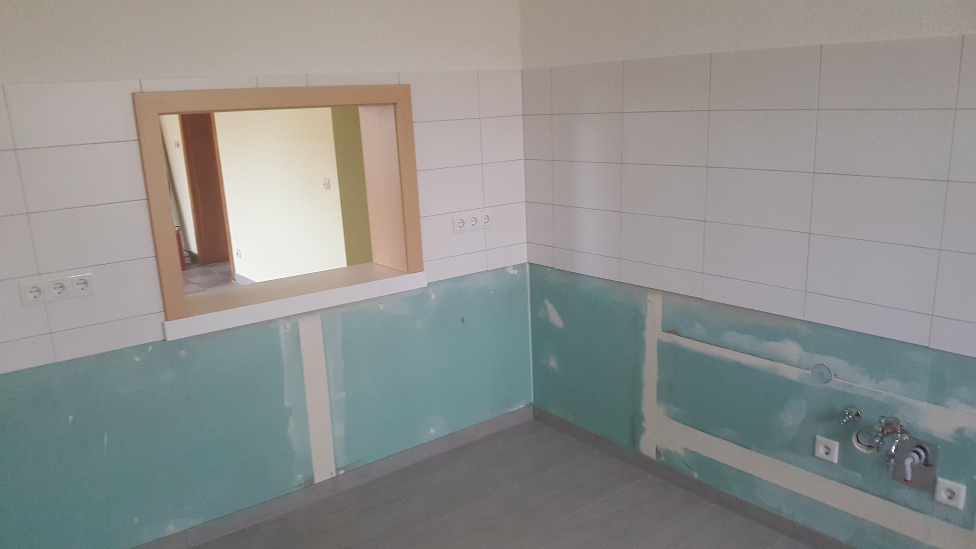 Küchenbereich nachher