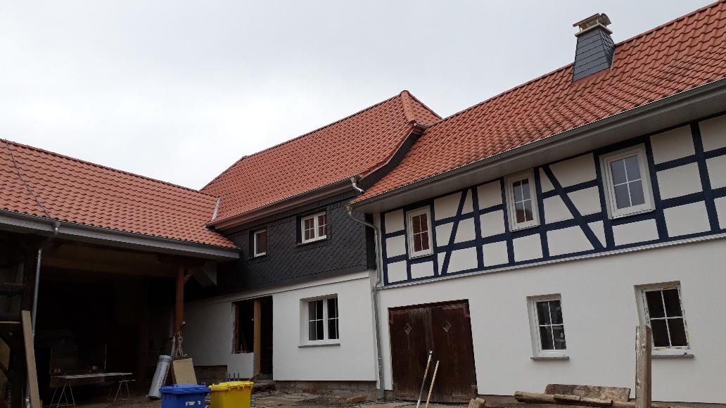 Bauernhaus nachher