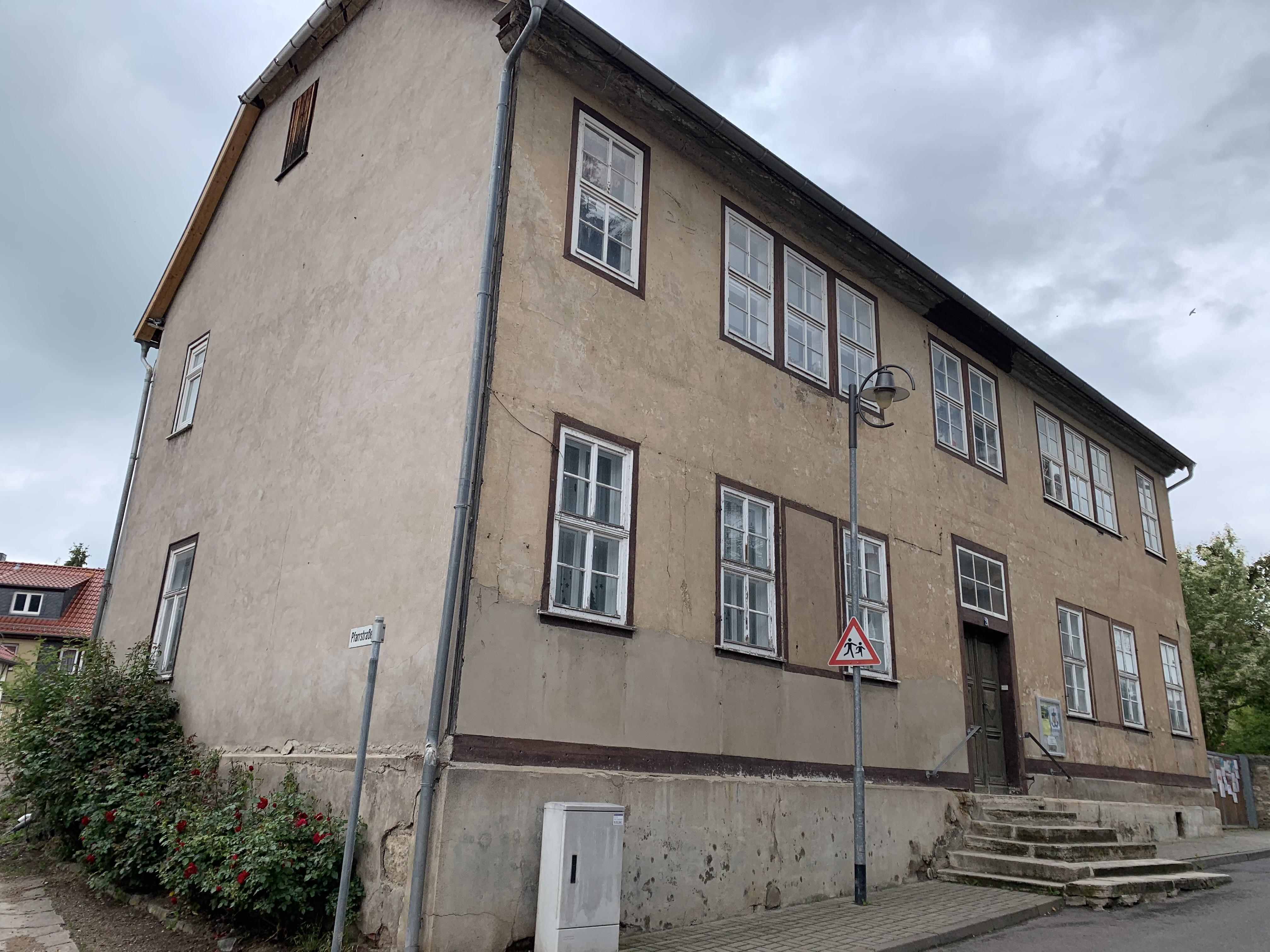 Pfarrhaus Ufhoven